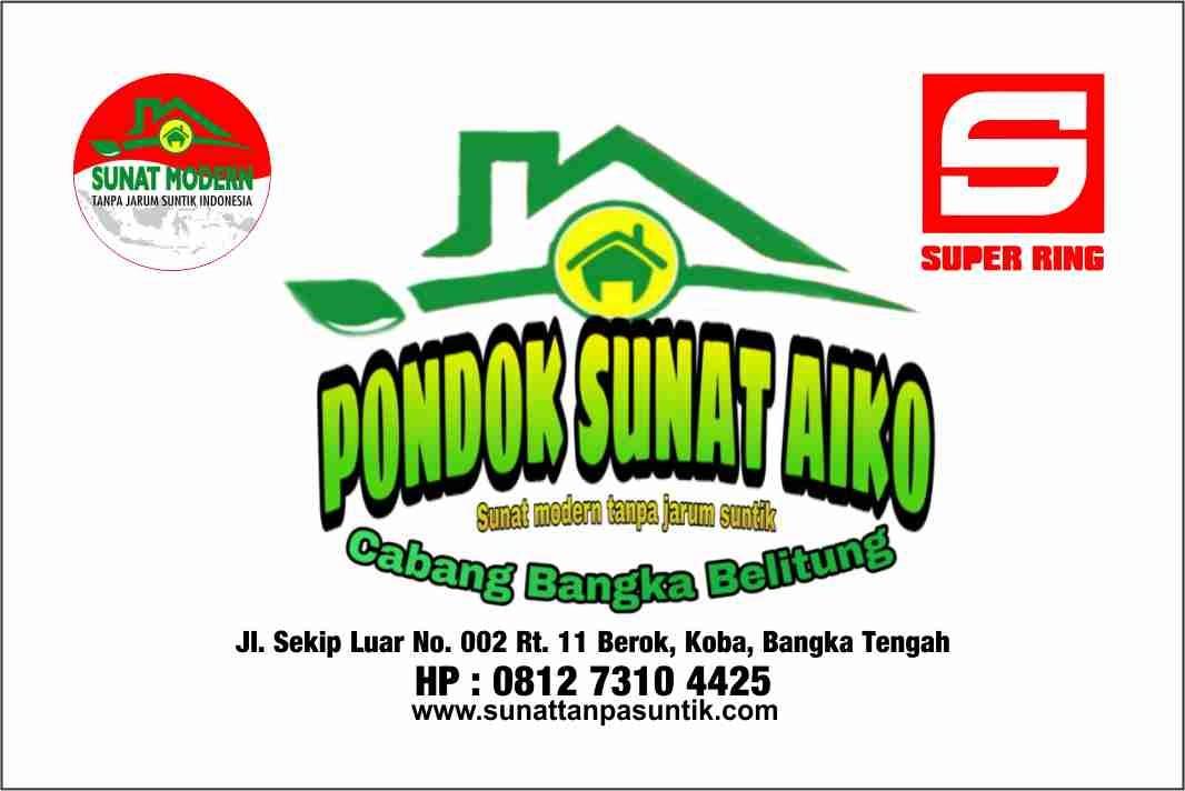 Sunat Modern Bangka Belitung